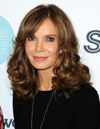 Jaclyn Smith at the 6th Annual Housing Works Design on a dime charity shopping event in New York.