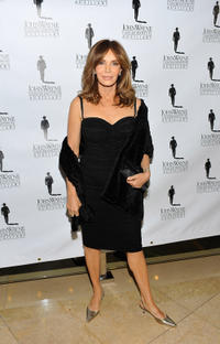 Jaclyn Smith at the John Wayne Cancer Institutes 26th Annual Odyssey Ball in California.