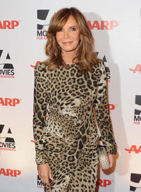 Jaclyn Smith at the 10th Annual Movies for Grownups Awards Gala.