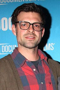 Chad N. Walker at an NY screening of