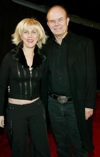 Kurtwood Smith and his wife Jadan at the Comedy Central's First Ever Awards Show