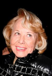 Liz Smith at the Stella Adler Studio fourth annual Stella.