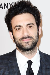 Morgan Spector at the