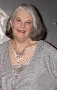 Lois Smith at the