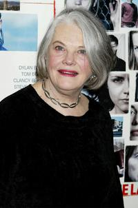 Lois Smith at the premiere of
