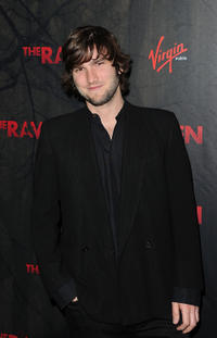 Music Composer Lucas Vidal at the California premiere of