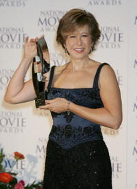 Yeardley Smith at the National Movie Awards.
