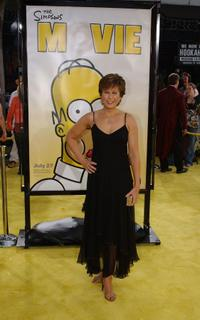 Yeardley Smith at the world premiere of