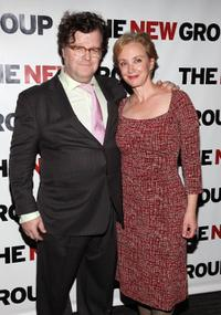 Kenneth Lonergan and J. Smith-Cameron at the
