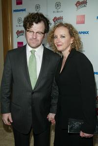 Kenneth Lonergan and J. Smith-Cameron at the Miramax Pre-Oscar