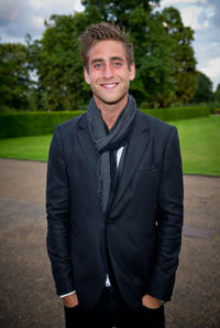 Oliver Jackson-Cohen at the English National Ballet's Summer party in London.