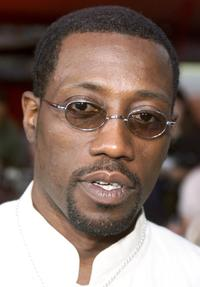 Wesley Snipes at the premiere of