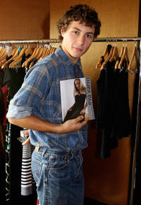 Augustus Prew at the 2008 Toronto DPA Gifting Lounge in Canada.