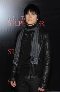 Chris Riggi at the premiere of