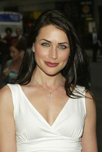 Rena Sofer at the ABC Network All-Star party.