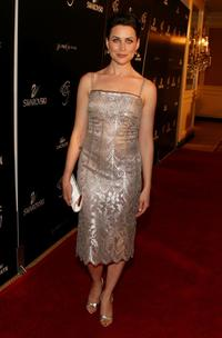 Rena Sofer at the 9th annual Costume Designers Guild Awards.