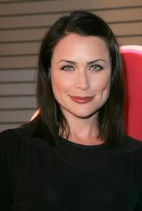 Rena Sofer at the celebration of the wrap of season one of NBC's