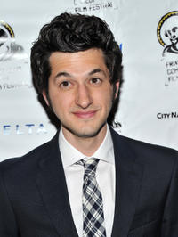 Ben Schwartz at the New York premiere of