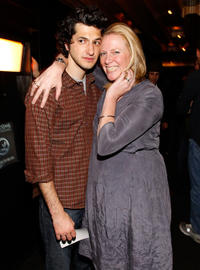 Ben Schwartz and Elizabeth Porter at the