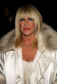 Suzanne Somers at the 17th Annual Palm Springs International Film Festival Gala.