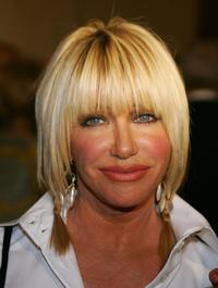Suzanne Somers at the 2007 Ronald Reagan Freedom Award Gala.