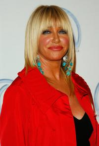 Suzanne Somers at the 18th Annual Producer Guild Awards.