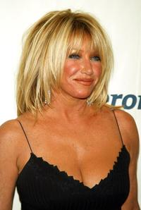 Suzanne Somers at the 10th Annual Race to Erase MS.