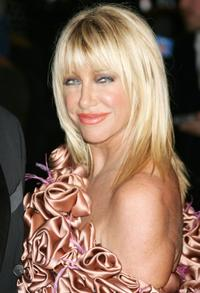 Suzanne Somers at the 2007 Vanity Fair Oscar Party.