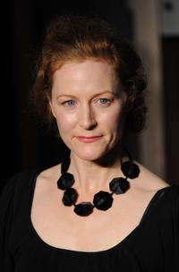 Geraldine Somerville at the UK premiere of