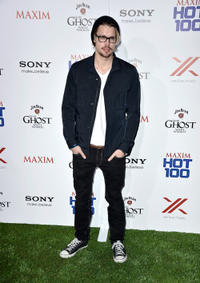 Chord Overstreet at the Maxim Hot 100 Party in California.