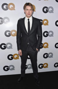 Chord Overstreet at the GQ Men Of The Year Party in California.