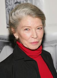 Phyllis Somerville at the New York screening of