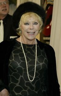 Elke Sommer at the reception in honor of director Blake Edwards who will receive an Honorary Oscar at the 76th Academy Awards.