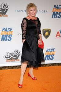 Elke Sommer at the 16th Annual Race To Erase MS Event.