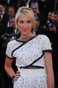 Audrey Lamy at the France premiere of