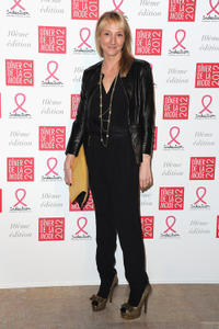 Audrey Lamy at the Sidaction Gala Dinner 2012.