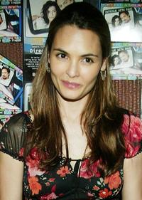 Talisa Soto at the opening night of