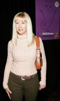 Kath Soucie at the premiere of