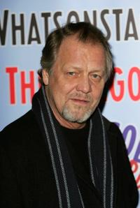 David Soul at the press launch for the Theatregoers Choice Awards.