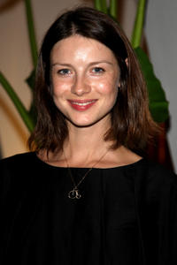 Caitriona Balfe at the MIFF Awards party night in Italy.