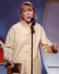 Sissy Spacek at the 2002 IFP/west Independent Spirit Awards in Santa Monica.
