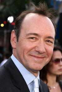 "Actor Kevin Spacey at the premiere of ""Superman Returns"" in Westwood, California."