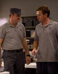 Kevin Spacey and Ewan McGregor in