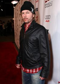 David Spade at the 2nd season premiere screening of