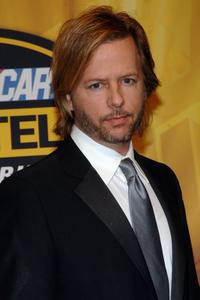 David Spade at the NASCAR Nextel Cup Series Awards Ceremony.