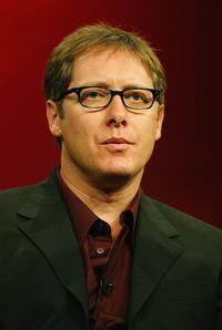 James Spader at the press at the ABC Summer TCA Press Tour - Day 1 at the Century Plaza.