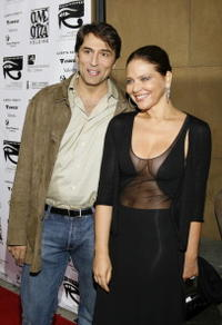 Vincent Spano and Ornella Muti at the 4th Annual Cinema Italian Style Festival.
