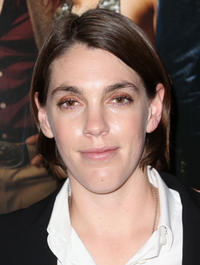 Producer Megan Ellison at the Los Angeles premiere of