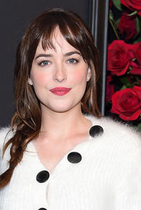 Dakota Johnson at the New York screening of