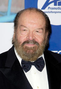 Bud Spencer at the Unesco Charity Gala 2009 in Germany.